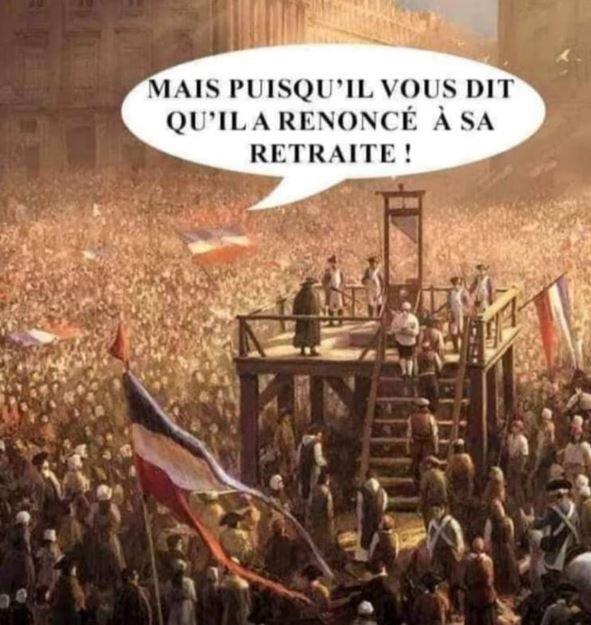 Humour : Les 20 commandements du chef Louis10