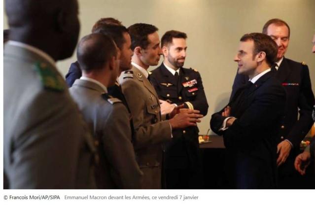 Arsenal nucléaire Français Macron11