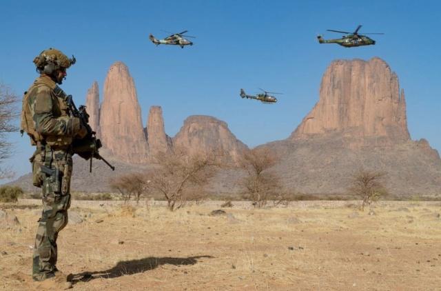 """Lettre d'un militaire de l'opération """"Barkhane"""" Mali11"""