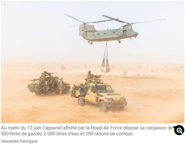 Niger. Le poids des mots, le choc des photos… Match10