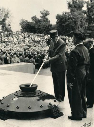 Témoignage. De Gaulle, petite et grande histoire ? Mont_v11