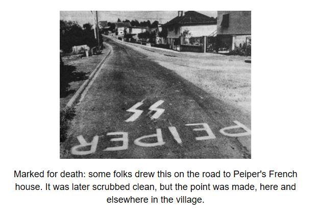 Ardennes 1944 Dernier sursaut. Dernier saut… Peiper11