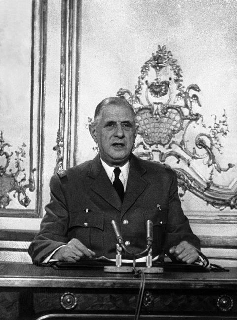 25 Avril 1961 fin du putsch Putsch10