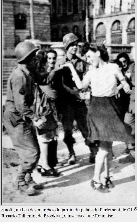 Ce jour-là : du 1er au 3 aout 1944 la bataille de Maison Blanche Rennes10