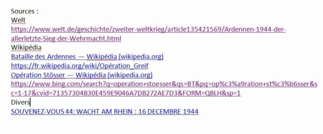 Bataille des Ardennes:«La Wehrmacht n'avait pas la moindre chance», selon Rick Atkinson S112
