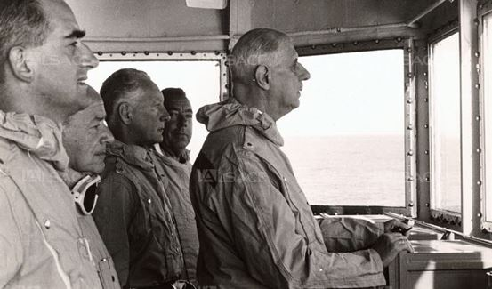 25 Avril 1961 fin du putsch Sf091710