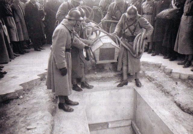 10 novembre 1920. Choix du soldat inconnu Soldat12