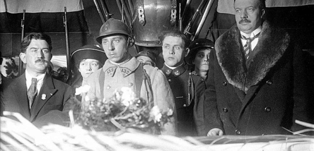 10 novembre 1920. Choix du soldat inconnu Soldat13
