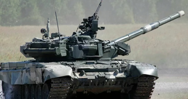 Russie : 2.685 chars de combat en service T1410