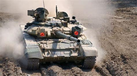 Russie : 2.685 chars de combat en service T9010