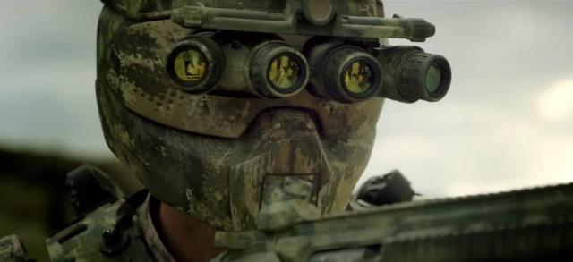 Le combattant 2020 de l'armée de Terre Talos10