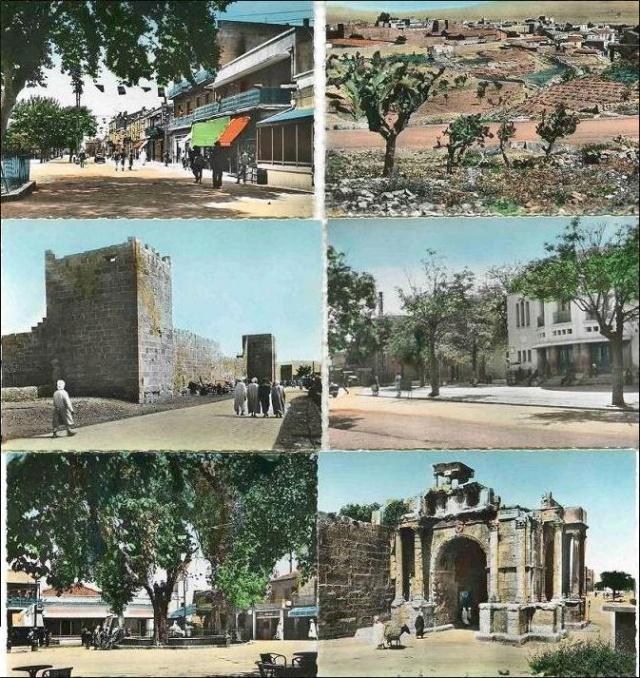 3 ans chez Bigeard! Promenade dans le djebel Fagous.juin 1956 Tebess11