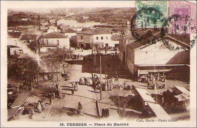 3 ans chez Bigeard! Promenade dans le djebel Fagous.juin 1956 Tebess12