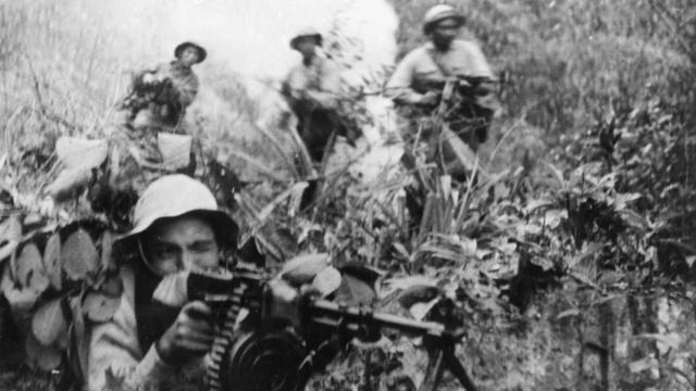 31 janvier 1968 lancement de l'offensive du Têt Tet-of10