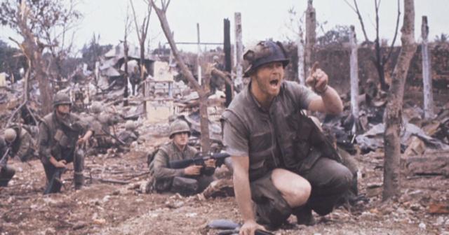 31 janvier 1968 lancement de l'offensive du Têt Tet-of11