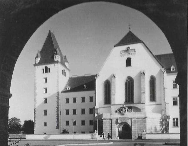 Des Saint Cyriens  à Vienne en 1964 V211