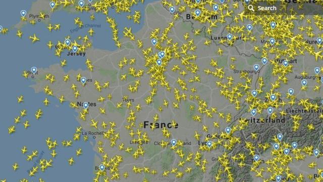 Suivons les avions ! Vols10
