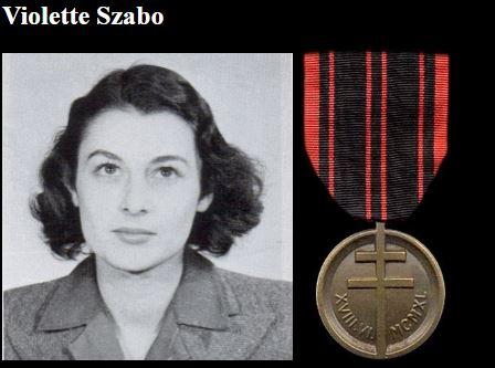 Violette SZABO  Vz10