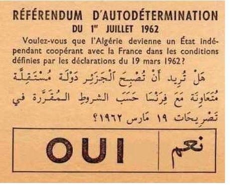 Ce jour là… 1er juillet 1962 Algérie Zovian11