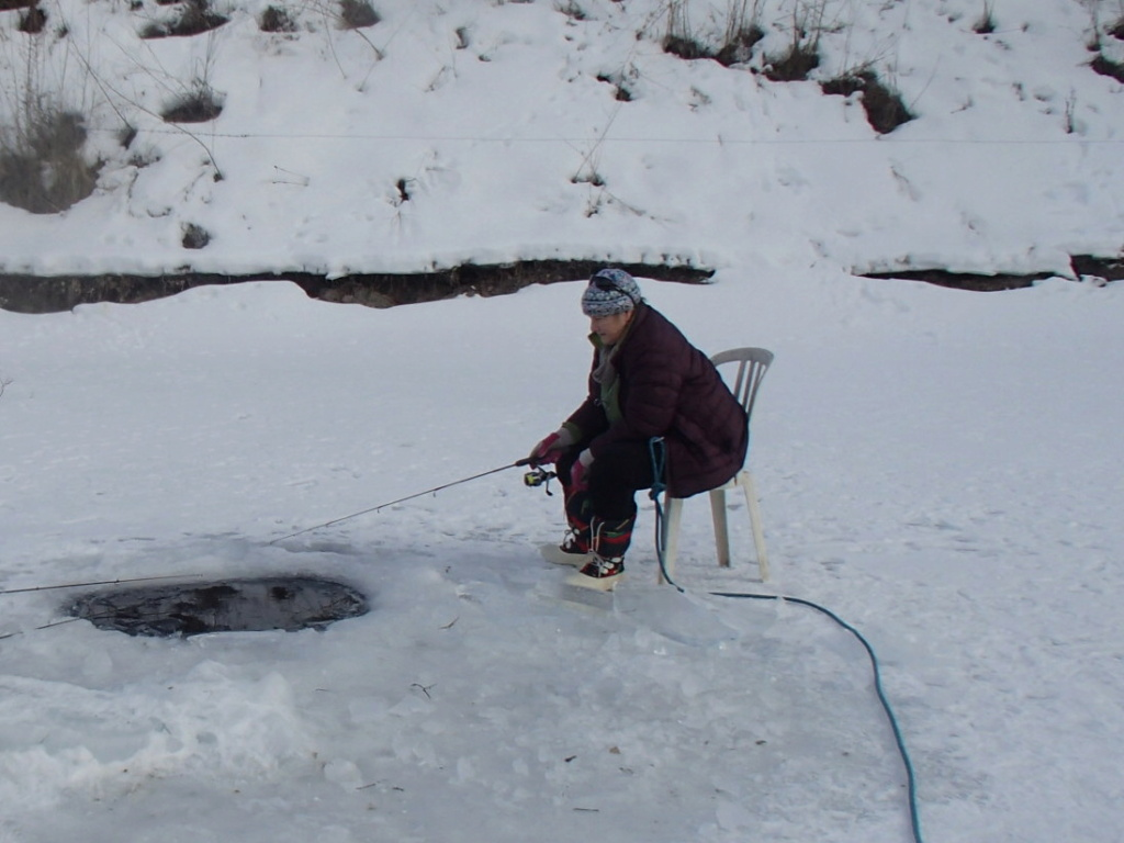 Ice fishing, comme on dit outre atlantique... P1200810