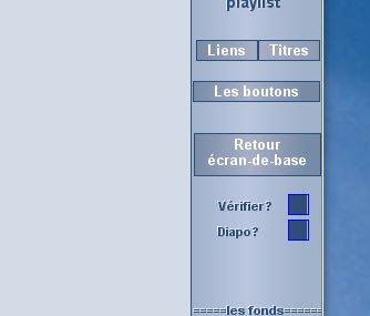 lecteur audio playlist Screen78