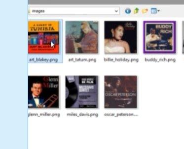 lecteur audio playlist Screen81