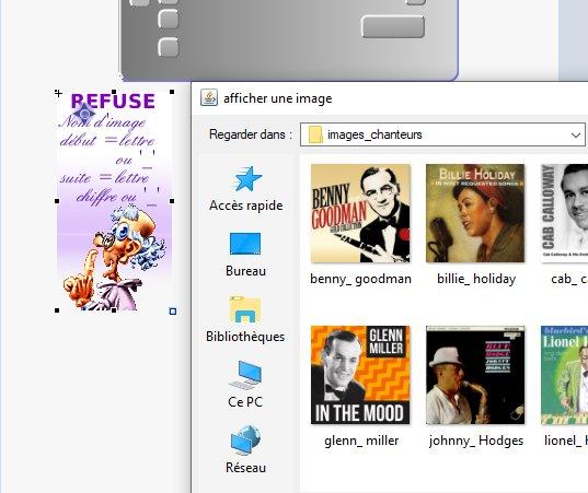lecteur audio playlist Screen82