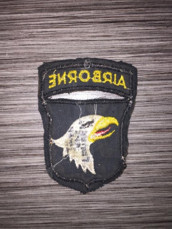 Avis insigne 101 airborne 3d34b710