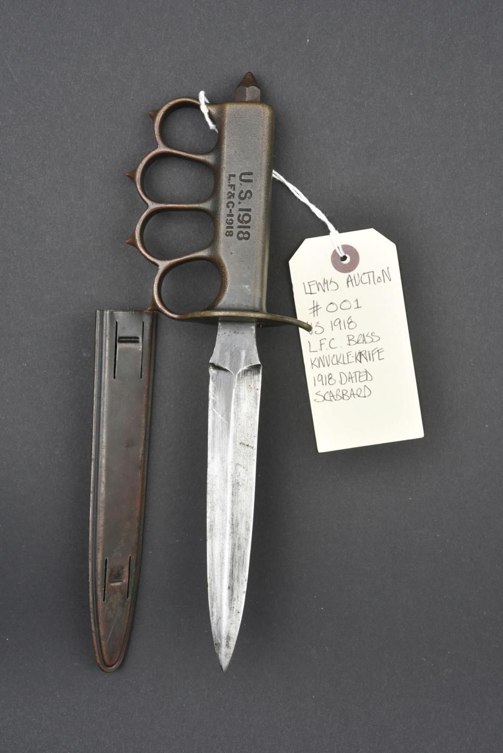Estimation trench knife 1918  9abdc510