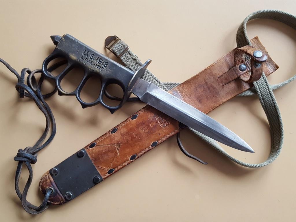 Estimation trench knife 1918  Dbf03210