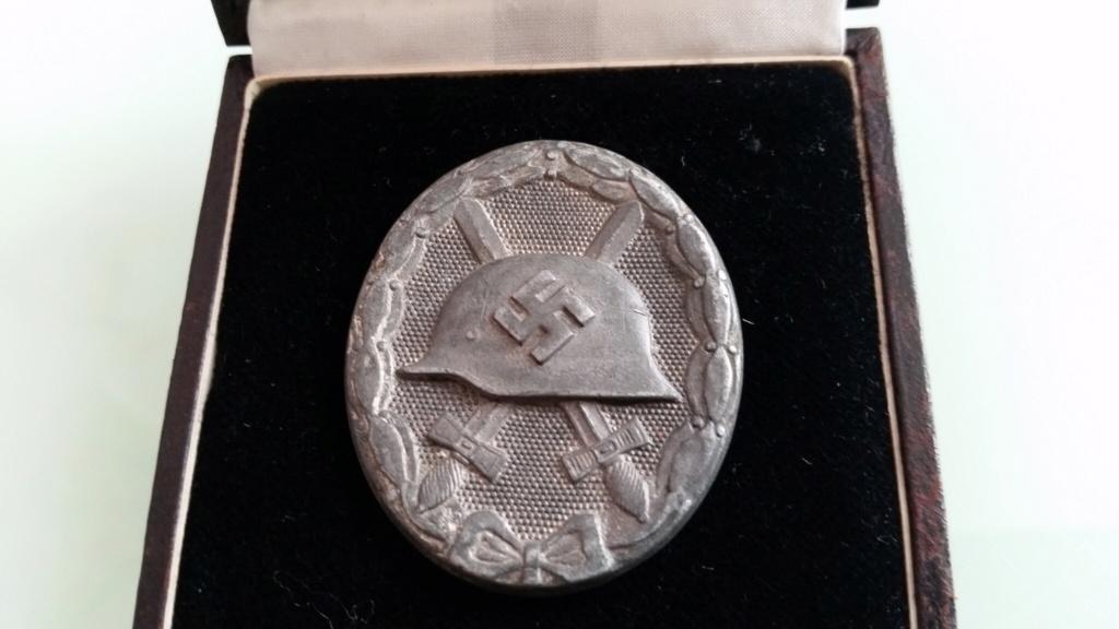 insigne blessé or et argent Img_0326