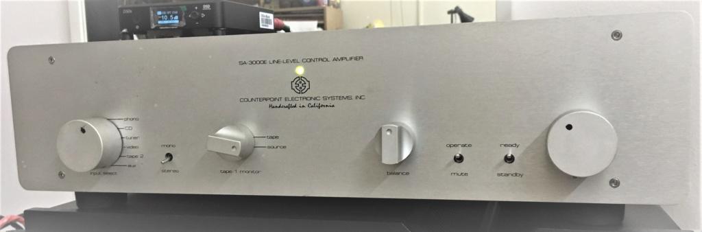 Counterpoint SA-3000 Pre Amplifier  131