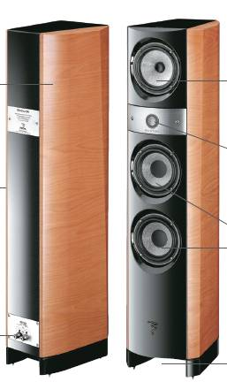 Focal 1027BE floor stand speaker – Made in France (Sold) 139