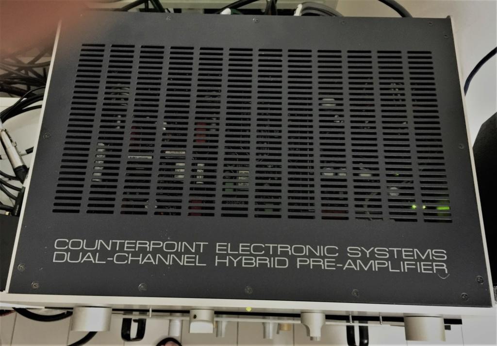 Counterpoint SA-3000 Pre Amplifier  225