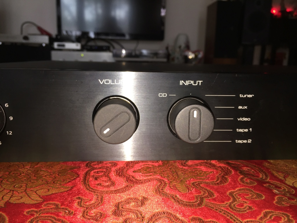 Audiolab 8200Q Class A preamp (sold) 317