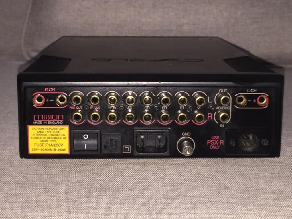 Cyrus 3 Amplifier (SOLD) 321