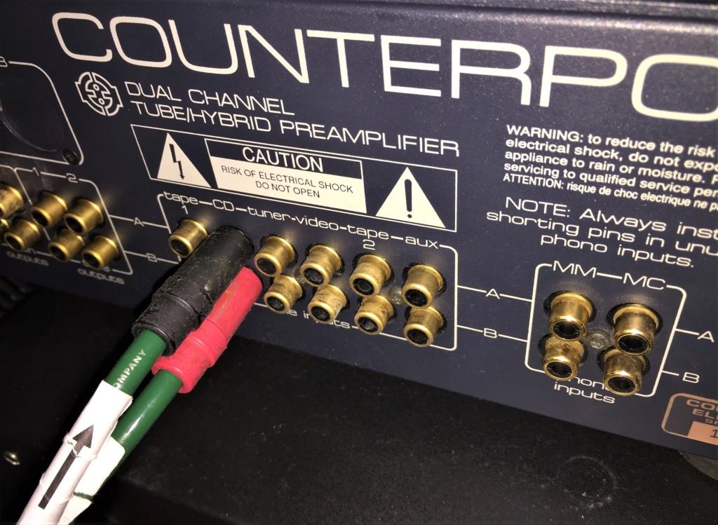 Counterpoint SA-3000 Pre Amplifier  328