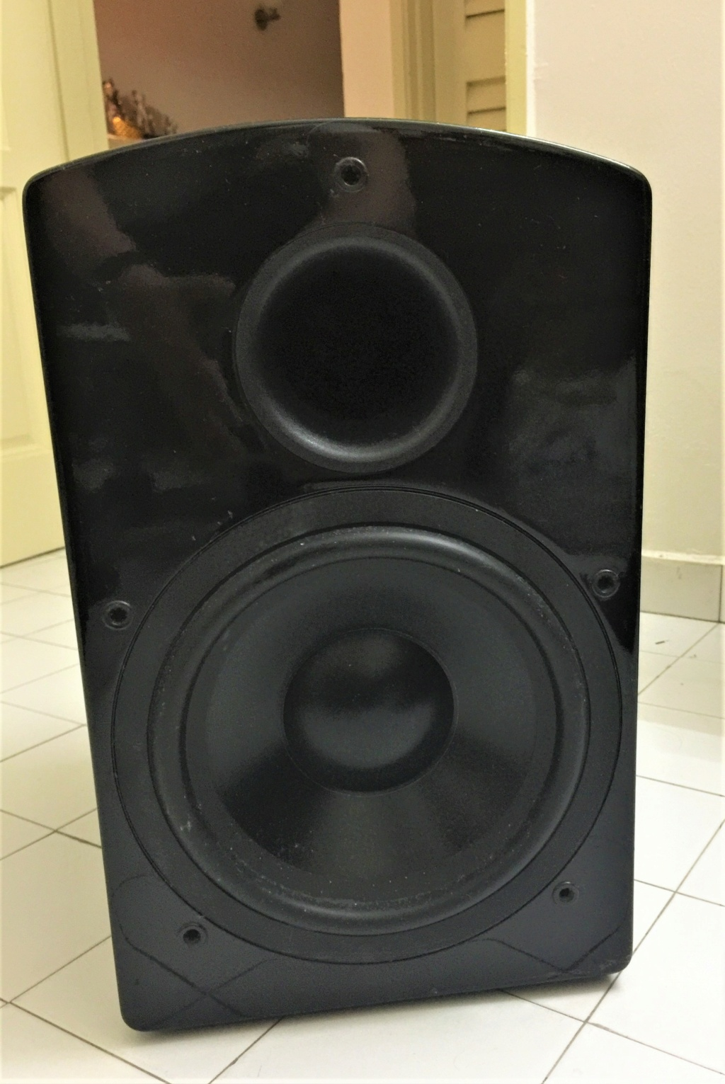 NHT10 Active subwoofer 418