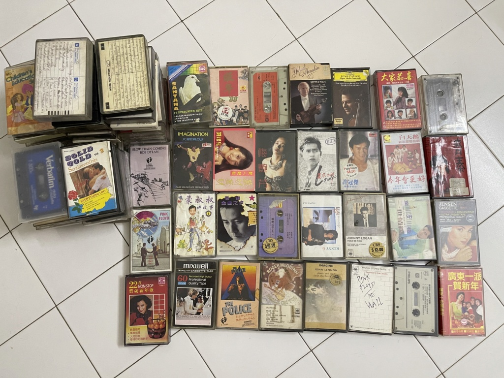 Cassette tapes for sale (sold) Img_6312