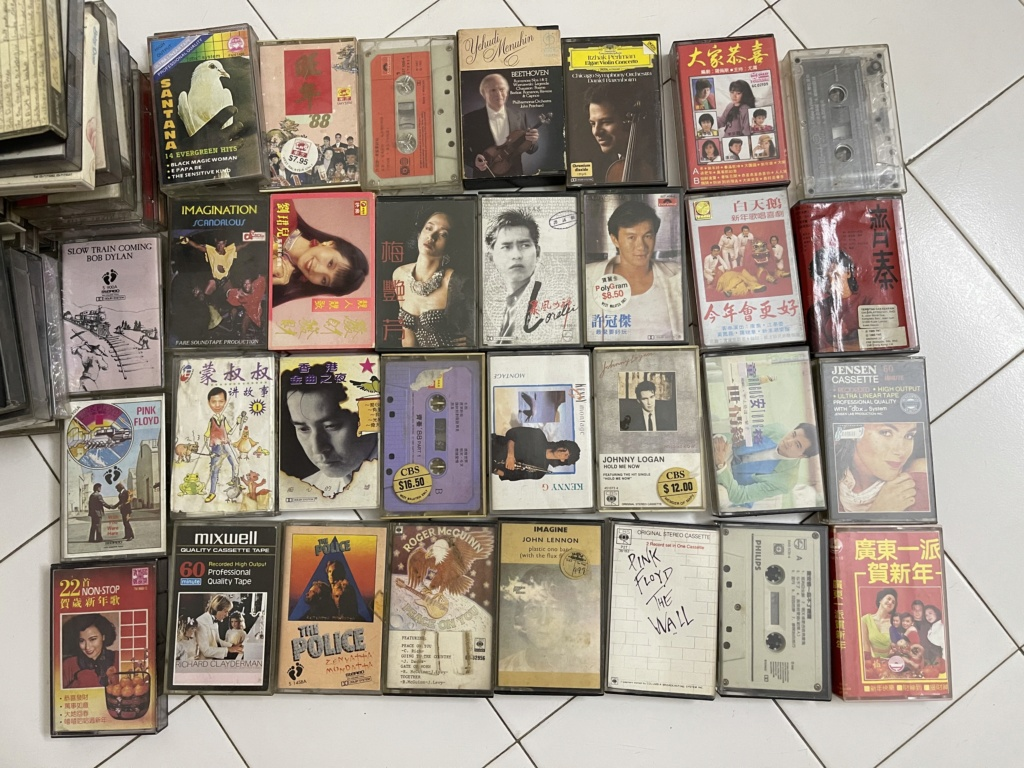 Cassette tapes for sale (sold) Img_6313