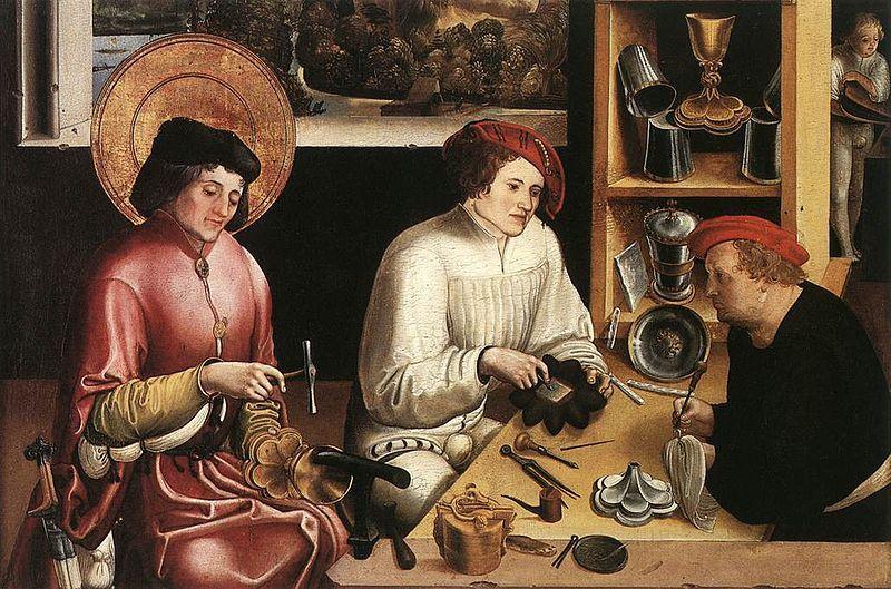 Un atelier à la Renaissance 0ed7ec10
