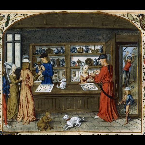 Un atelier à la Renaissance 827f3f10