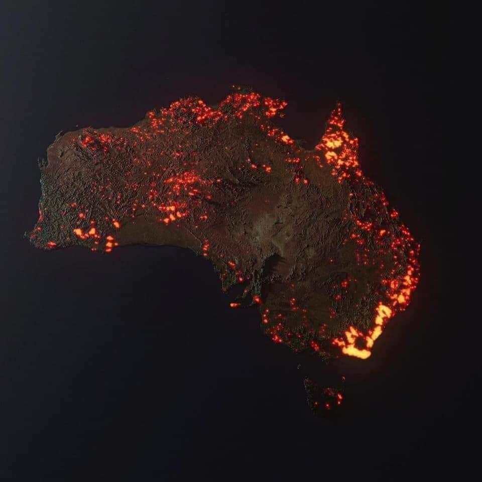 L'Australie brûle Austra10