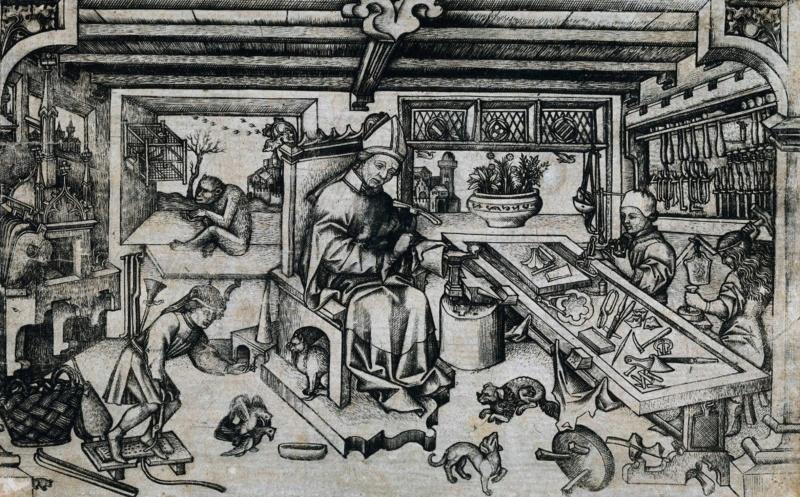 Un atelier à la Renaissance Saint_10