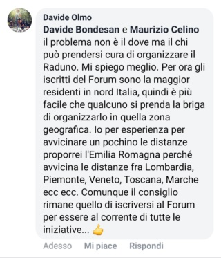 "Gruppo Facebook ""Opel Grandland X Club Italia"" Screen13"