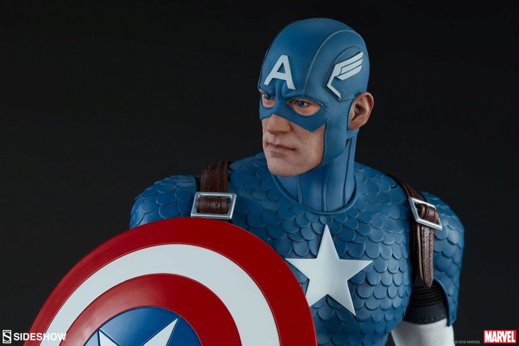 captainamerica - NEW PRODUCT: SIDESHOW COLLECTIBLES: CAPTAIN AMERICA 1/6 SCALE FIGURE 1153