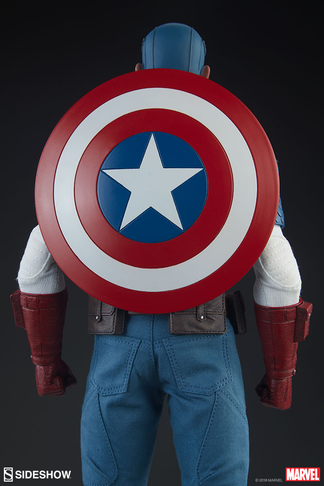 captainamerica - NEW PRODUCT: SIDESHOW COLLECTIBLES: CAPTAIN AMERICA 1/6 SCALE FIGURE 1249