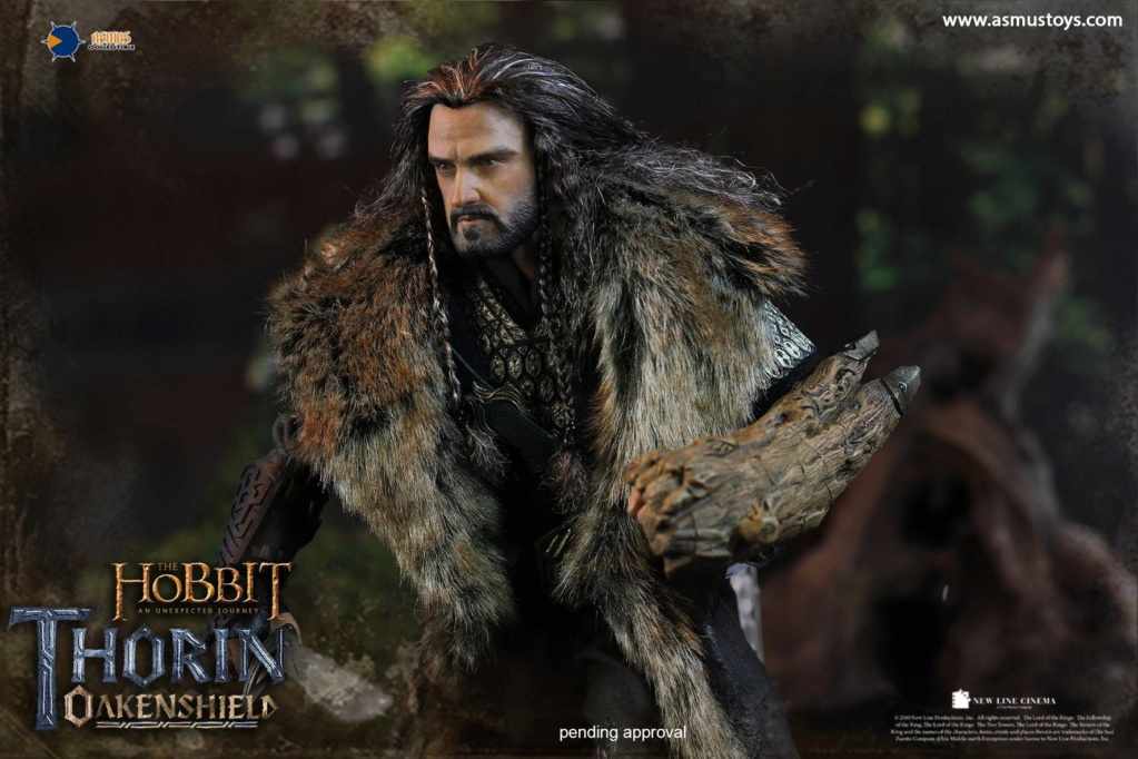 "asmus - NEW PRODUCT: Asmus Toys New: 1/6 ""Hobbit: Unexpected Journey"" - Thorin Oakenshield 13340010"