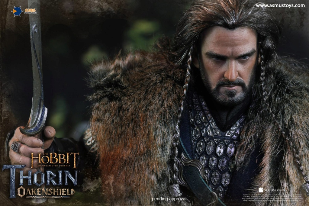 "asmus - NEW PRODUCT: Asmus Toys New: 1/6 ""Hobbit: Unexpected Journey"" - Thorin Oakenshield 13353110"