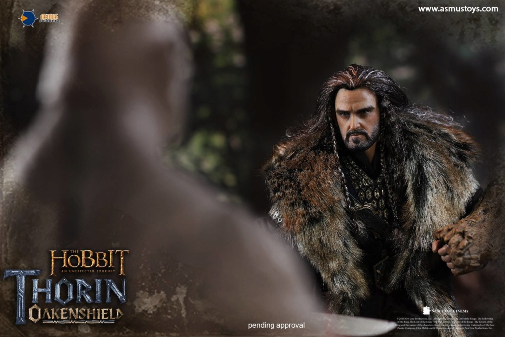 "asmus - NEW PRODUCT: Asmus Toys New: 1/6 ""Hobbit: Unexpected Journey"" - Thorin Oakenshield 13361110"